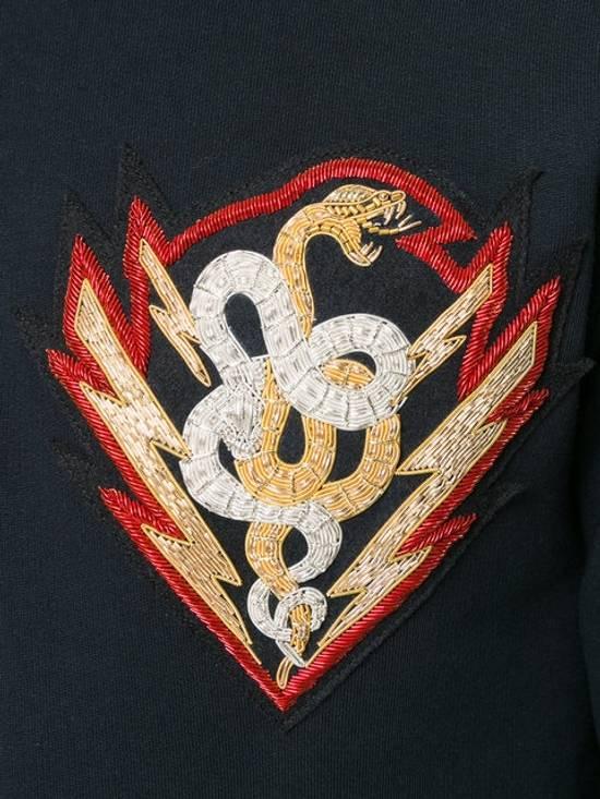 Balmain Balmain Quarter Zip Snake Jacket Size US L / EU 52-54 / 3 - 4