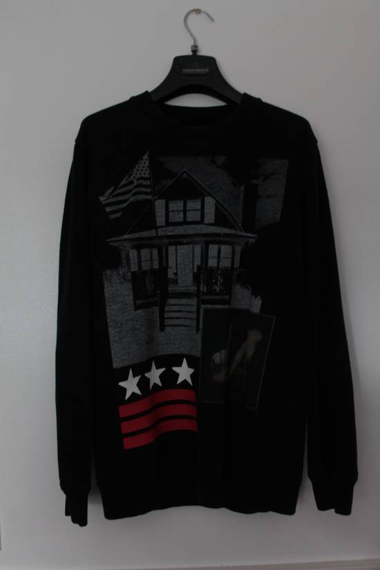 Givenchy LA Sweatshirt Black Size US M / EU 48-50 / 2