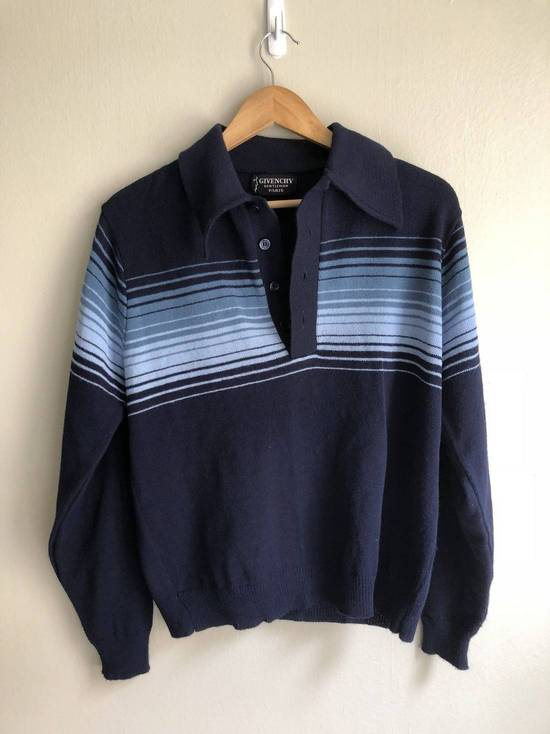 Givenchy VTG Givenchy GENTLMEN PARIS Wool Striped Sweater Size Medium Size US M / EU 48-50 / 2 - 3