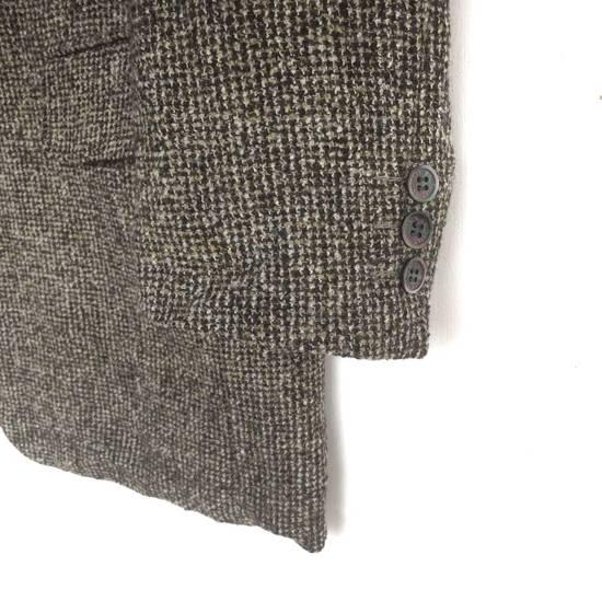Balmain Tailored BALMAIN Blazer Italia Wool Woven by Ponzone Biellese Size 40R - 5