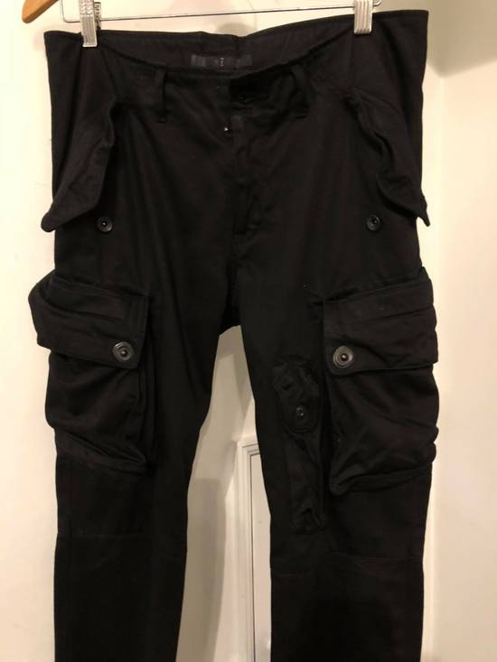 Julius Julius 09 F/W Gas Mask Cargo pants Size US 35