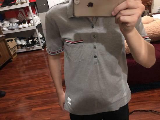Thom Browne Short sleeve polo shirt Size US M / EU 48-50 / 2 - 3
