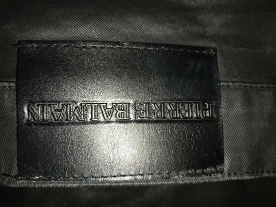 Balmain Balmain Black Jeans Size US 32 / EU 48 - 2
