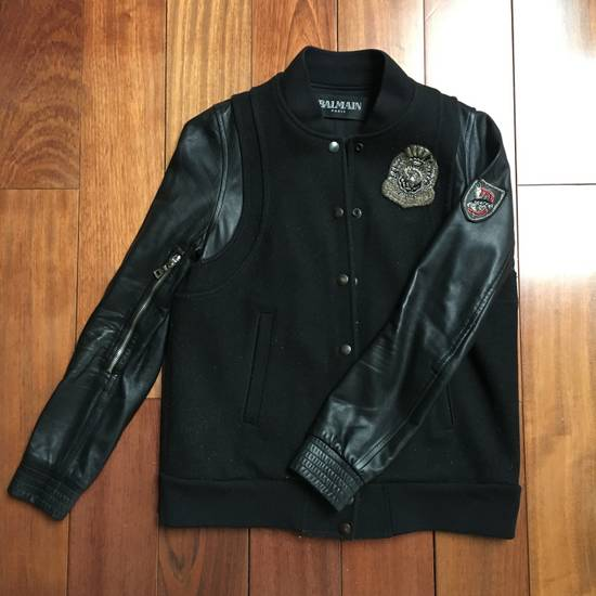 Balmain Bomber jacket Size US XXS / EU 40