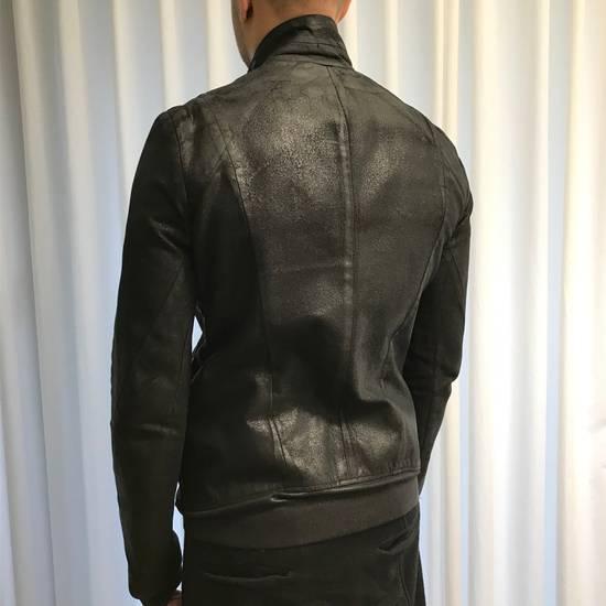 Julius black waxed jacket Size US M / EU 48-50 / 2 - 2