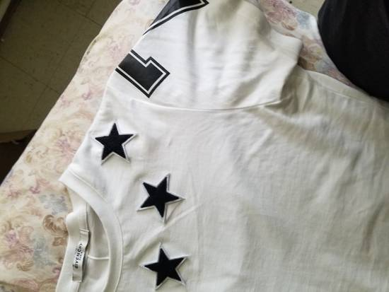 Givenchy Givenchy Star Black & White T-Shirt Size US M / EU 48-50 / 2 - 1