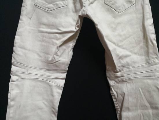 Balmain Balmain Coated biker Jeans Size US 33 - 7