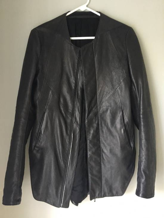 Julius Textured Lamb Leather Jacket Size US XS / EU 42 / 0