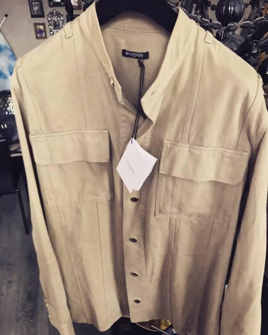 Balmain Balmain Shirt Sz 42 Size US L / EU 52-54 / 3