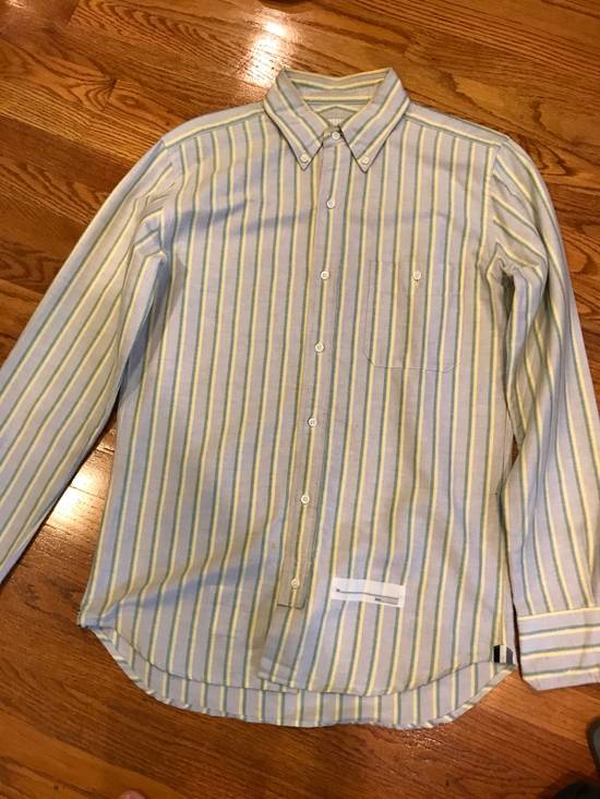 Thom Browne Striped Shirt Size US S / EU 44-46 / 1
