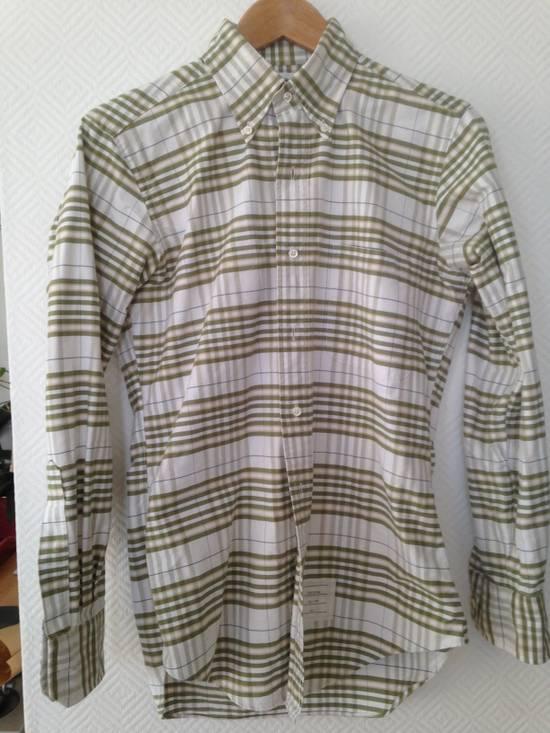 Thom Browne Thom Browne Plaid Oxford Shirt Size 1 Size US S / EU 44-46 / 1