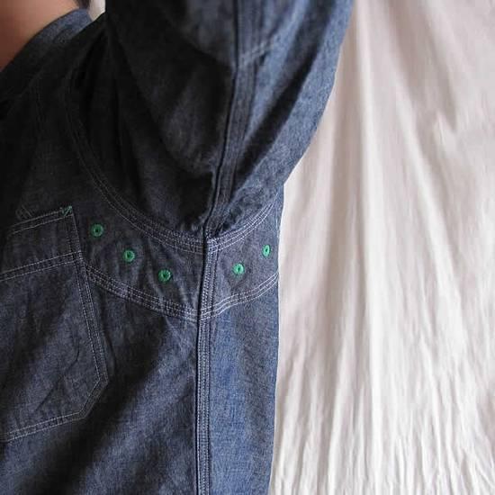 Nigel Cabourn chambray medical shirt Size US L / EU 52-54 / 3 - 1