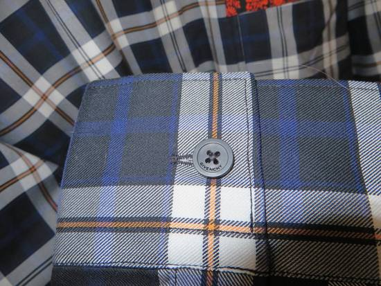 Givenchy Paisley-check print shirt Size US S / EU 44-46 / 1 - 3