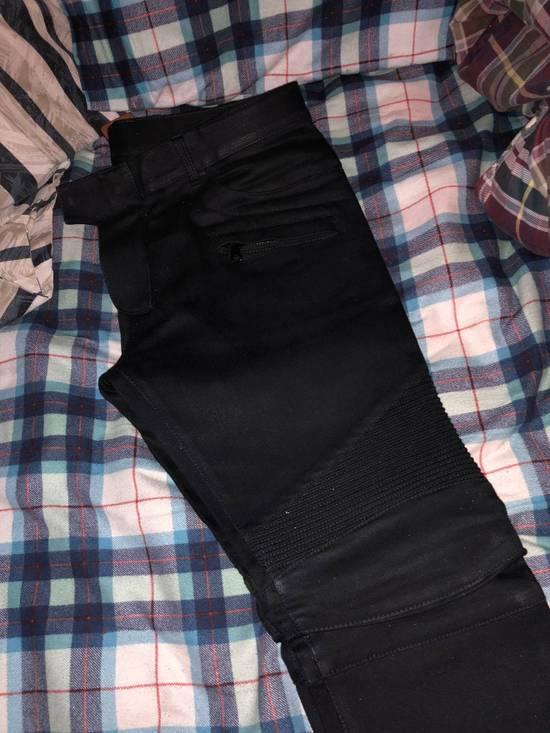 Balmain BALMAIN BALMAIN Skinny Biker Jeans 34, 30 Size US 34 / EU 50
