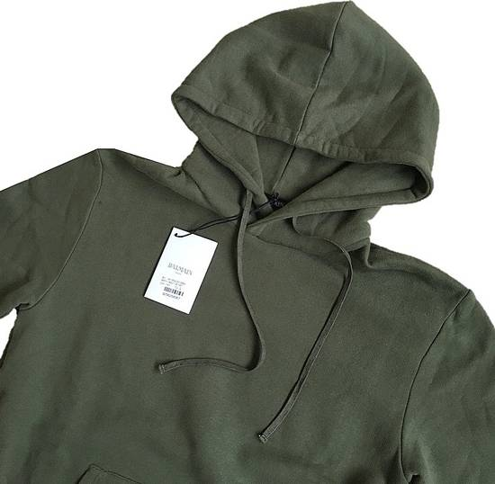 Balmain Side-Zip Hoodie Size US L / EU 52-54 / 3