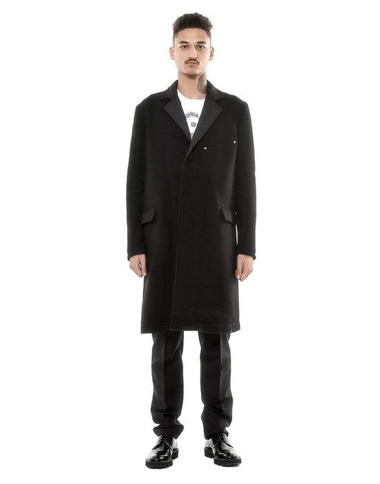 Givenchy Givenchy Zipped Sleeves Long Coat (Size - 50) Size US M / EU 48-50 / 2 - 1