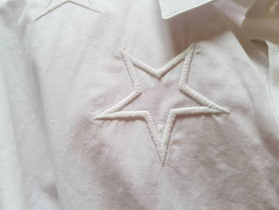 Givenchy Givenchy star embroidered shirt sz 40 Size US M / EU 48-50 / 2 - 3