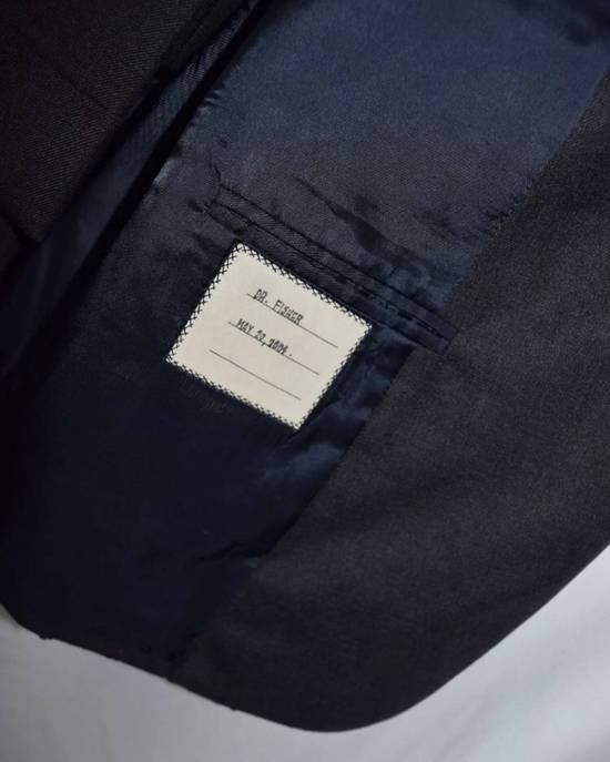 Thom Browne Charcoal Suit - Size 4 Size 44R - 3