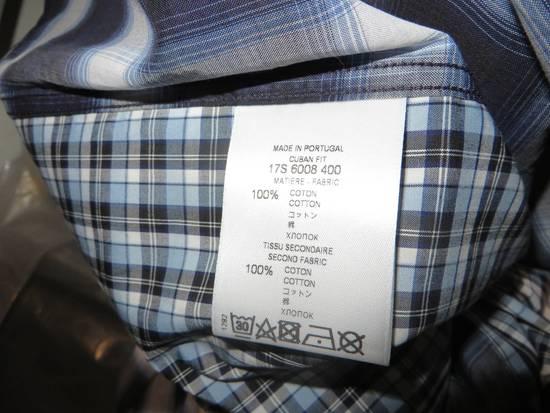 Givenchy Contrast check shirt Size US M / EU 48-50 / 2 - 8