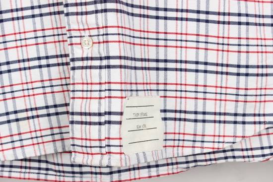 Thom Browne Thom Browne Men White/Multi Shirt Size S Size US S / EU 44-46 / 1 - 6