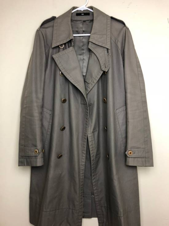 Julius SS2009 MA Assymetrical Coat Trench Size US M / EU 48-50 / 2