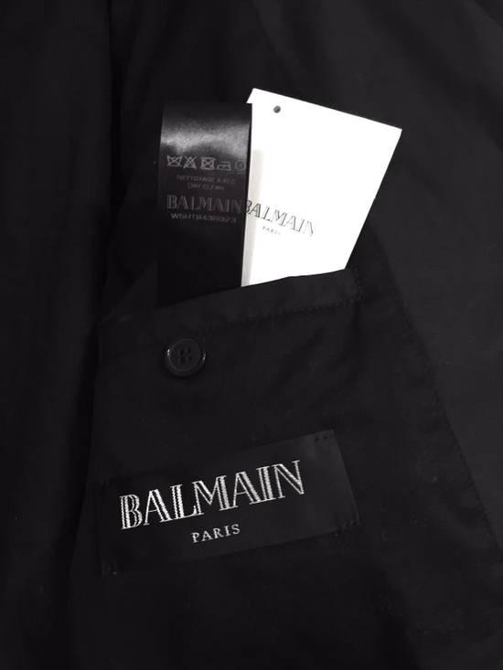 Balmain Quilted Puffer Moto Jacket Size US S / EU 44-46 / 1 - 6