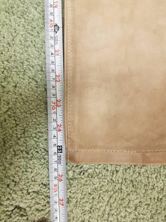 Balmain Authentic Balmain Leather Biker Jean Size US 28 / EU 44 - 13