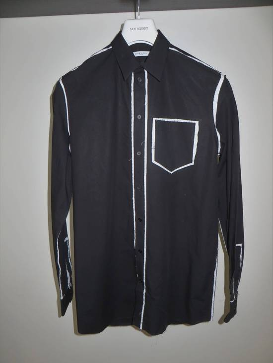Givenchy Columbian fit deconstructed shirt Size US XS / EU 42 / 0 - 3