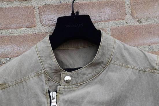 Balmain Balmain Authentic $1890 Cotten Biker Jacket Size M Brand New Condition Size US M / EU 48-50 / 2 - 2