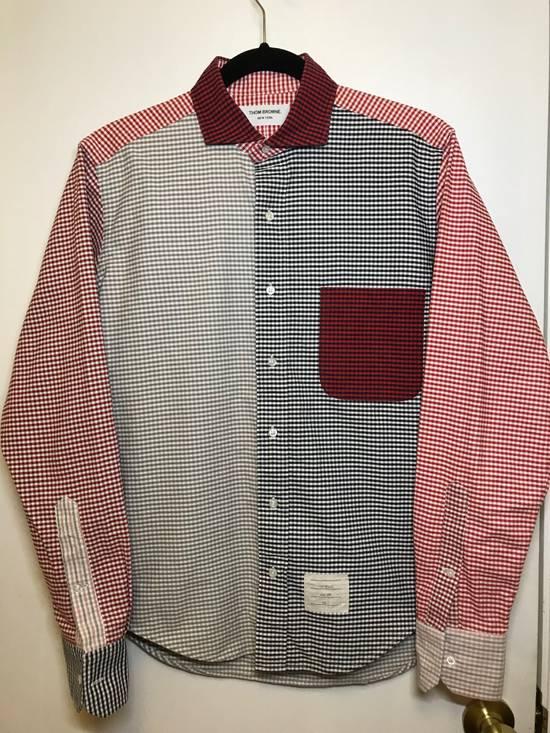 Thom Browne Multicolor Limited Edition Buttondown Shirt Size US M / EU 48-50 / 2