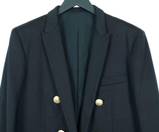Balmain Original Balmain Dark Blue Men Blazer Jacket in size 54 Size 44R - 2
