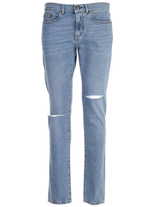 Givenchy Brand New Saint Laurent Distressed Jean Size US 33