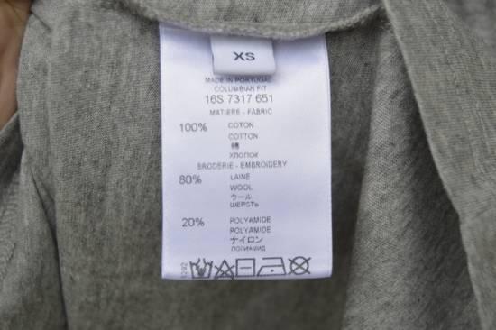 Givenchy Grey Felt Rottweiler T-shirt Size US XS / EU 42 / 0 - 5