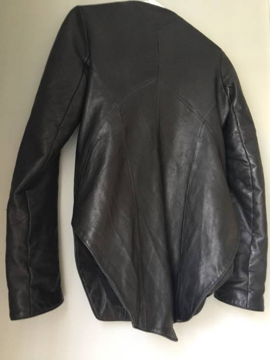Julius Textured Lamb Leather Jacket Size US XS / EU 42 / 0 - 3