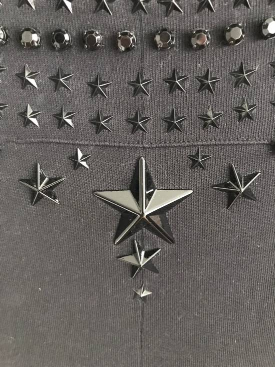 Givenchy 12FW Crystal and Metal Stars Sweatshirt Size US XS / EU 42 / 0 - 2
