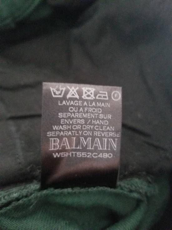 Balmain Balmain Cargo Moto Skinny Jeans Size US 28 / EU 44 - 8