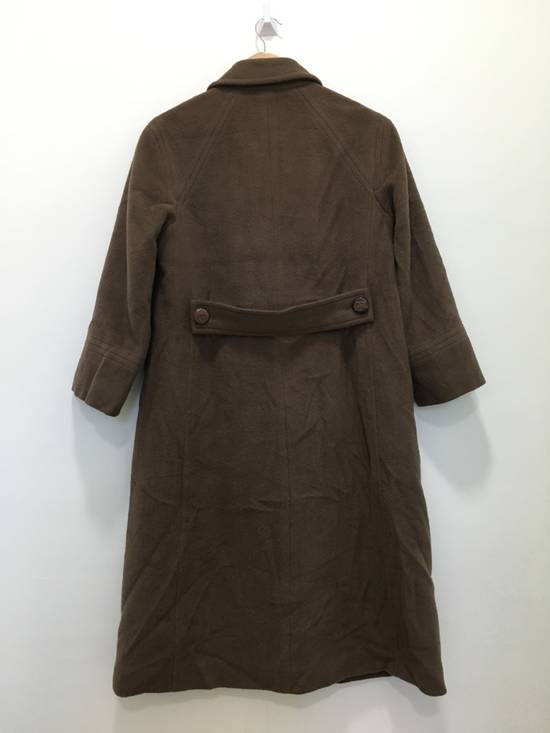 Balmain Vintage Pierre Balmain Paris Wool Long Coat Jacket Camel Brown Size US S / EU 44-46 / 1 - 7