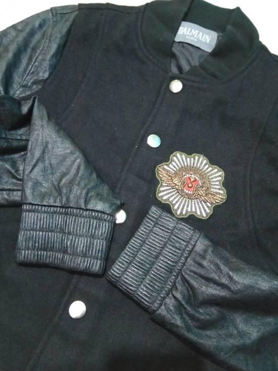 Balmain Authentic Balmain The Count Slim Varsity Jacket Size US L / EU 52-54 / 3 - 7