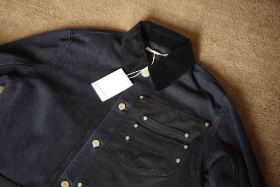 Givenchy Givenchy Authentic $1640 Patchwork Denim Jacket Size L Brand New Size US L / EU 52-54 / 3 - 2