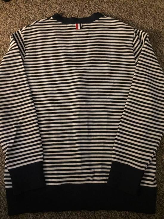 Thom Browne Classic V-Neck Cardigan Size US XL / EU 56 / 4 - 5