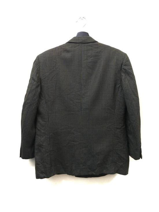 Givenchy Tailored Glen Plaid Blazers Size 38R - 1