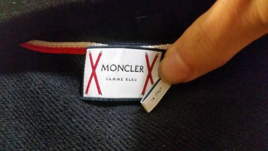Thom Browne Gamme Bleu Stripe-Detail Hoodie Size US M / EU 48-50 / 2 - 13
