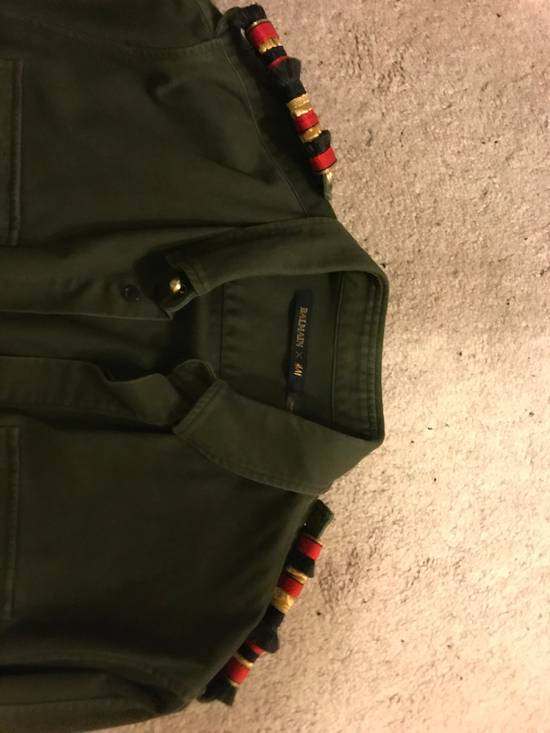 Balmain Balmain X H&M Military Style Long Sleeves Size US M / EU 48-50 / 2 - 1