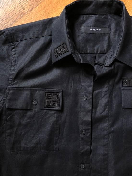 Givenchy Givenchy black shirts short sleeve Size US L / EU 52-54 / 3 - 4