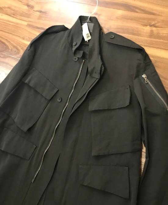 Julius 577BLM10 Gross Grain Multi Pocket Jacket Size US S / EU 44-46 / 1 - 3
