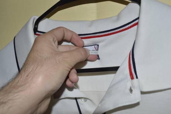 Thom Browne Gamme Bleu Polo Size US M / EU 48-50 / 2 - 4