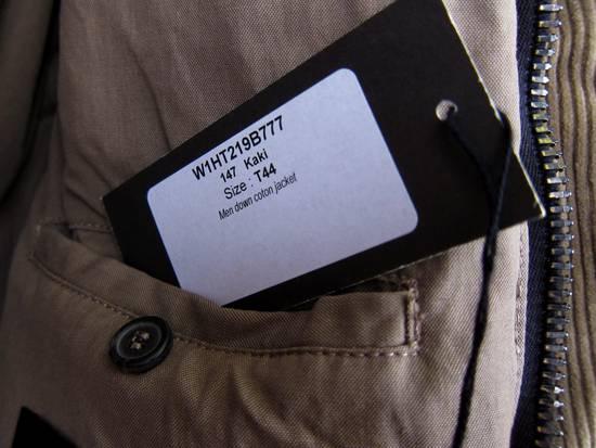 Balmain AW11 Khaki Military Down Jacket sz. 44 Size US XS / EU 42 / 0 - 10