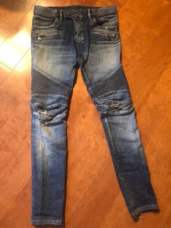 Balmain Balmain Biker Jeans Size US 30 / EU 46