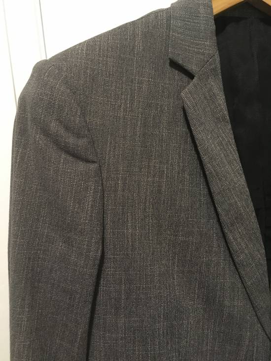 Balmain SS11 Grey Blazer Size 36R - 1