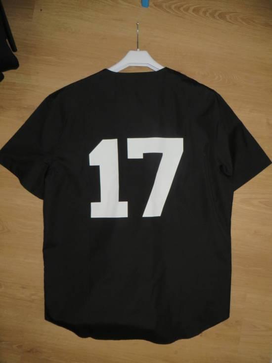 """Givenchy Printed baseball shirt """"17"""" Size US M / EU 48-50 / 2 - 7"""